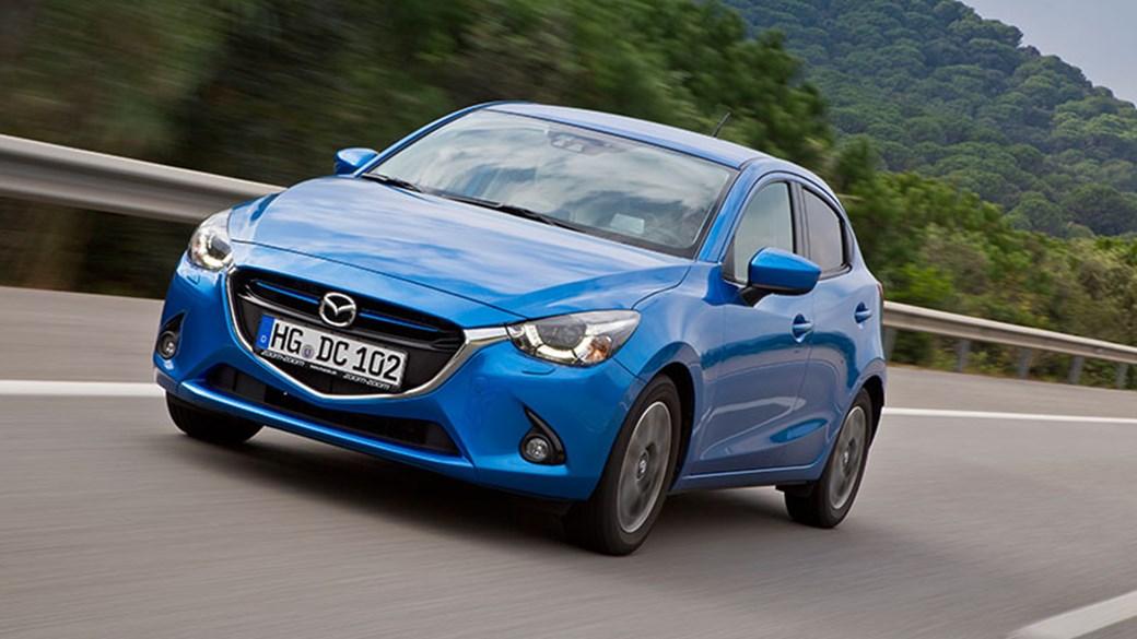 Nice The New Mazda 2 Lands In The UK In Spring 2015