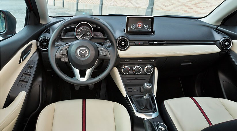 mazda 2 2015 review by car magazine. Black Bedroom Furniture Sets. Home Design Ideas
