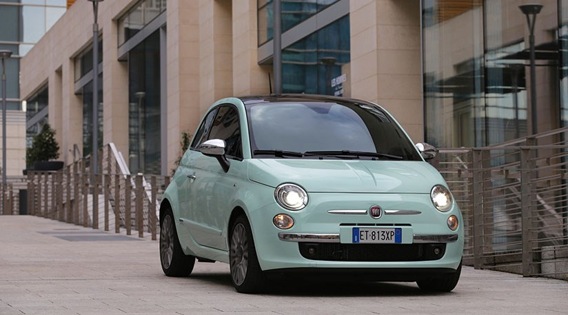 fiat 500 4 door 2015. cult trim level is newly added to the fiat 500 brochure for 2015 4 door