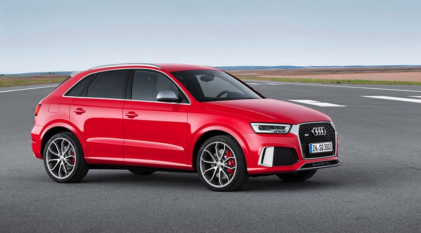 More power for the Audi RS Q3: 335bhp now