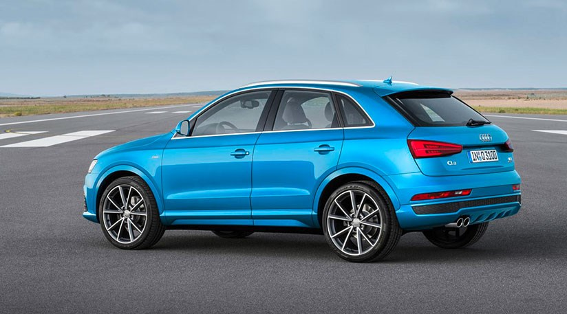 Facelift time for Audi Q3 (2015) | CAR Magazine