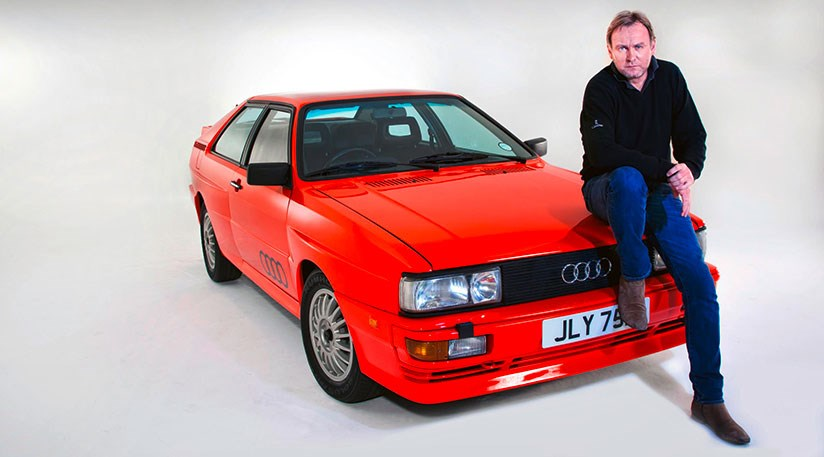 Ashes To Ashes Audi Quattro Up For Grabs Car Magazine
