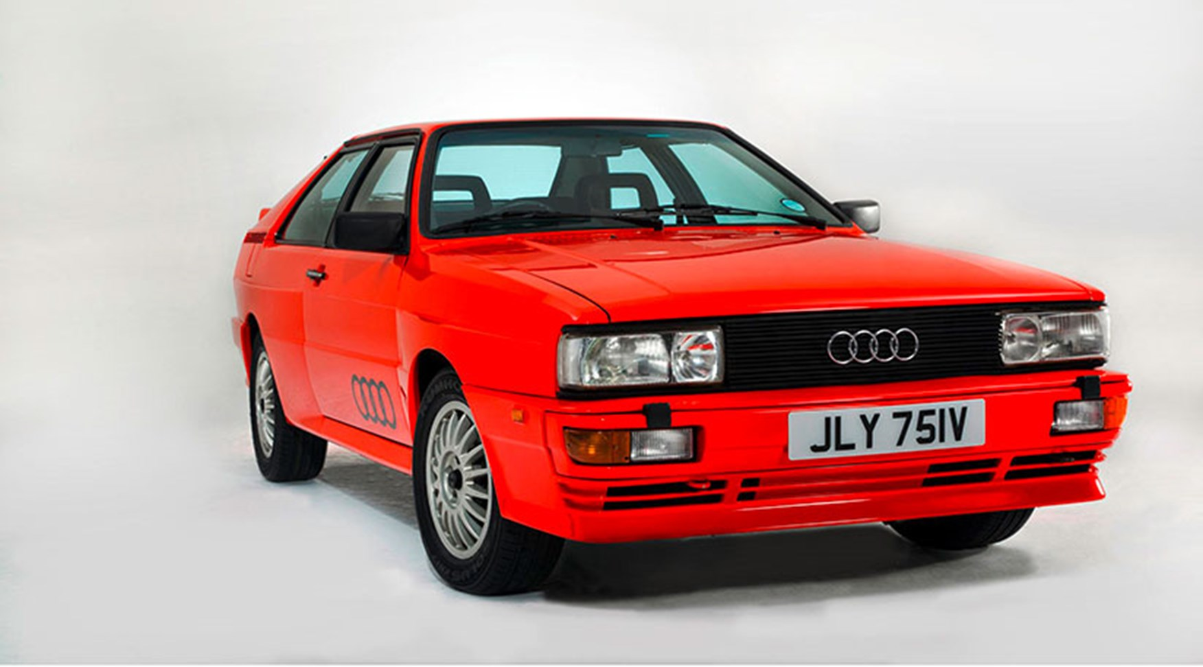 Ashes To Ashes Audi Quattro Up For Grabs By Car Magazine
