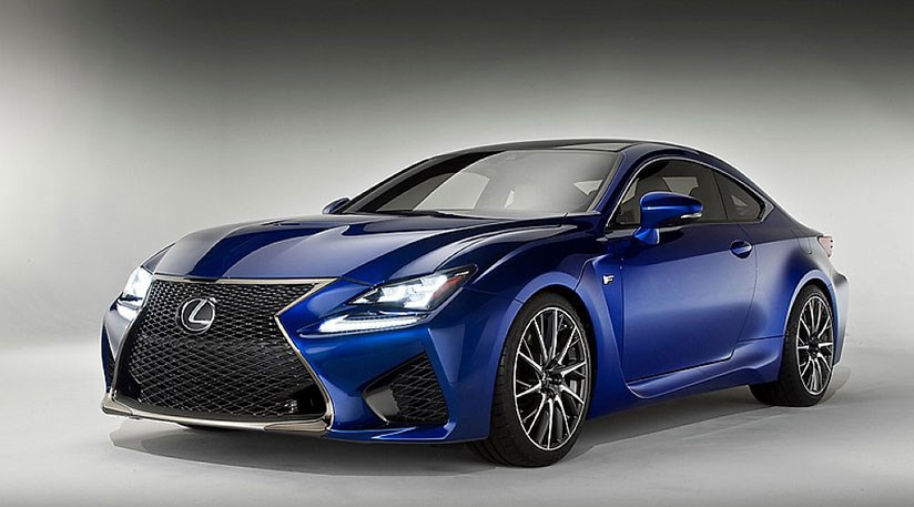The Lexus Rcf And More F Models Are Coming