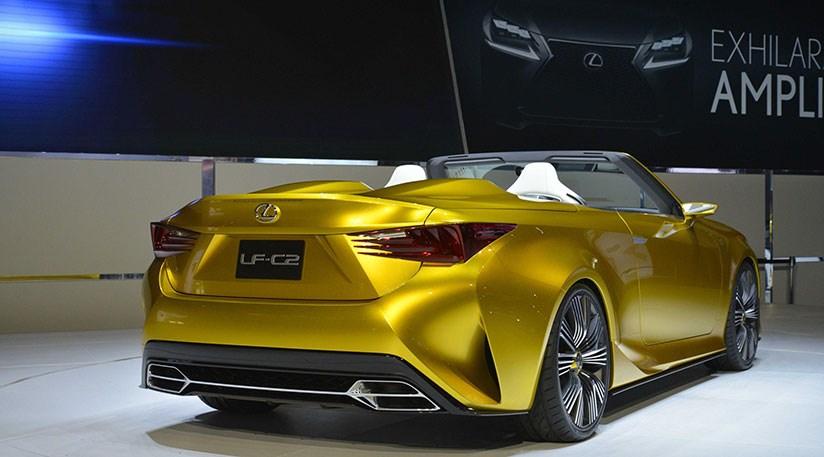 Lexus Los Angeles >> Lexus Lf C2 Concept At 2014 Los Angeles Motor Show Car