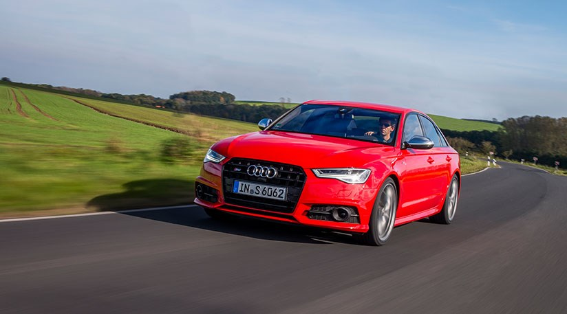 Audi S6 Saloon 2015 Facelift Review By Car Magazine