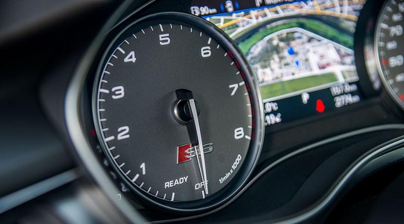 Audi S6 saloon 2015 facelift review | CAR Magazine