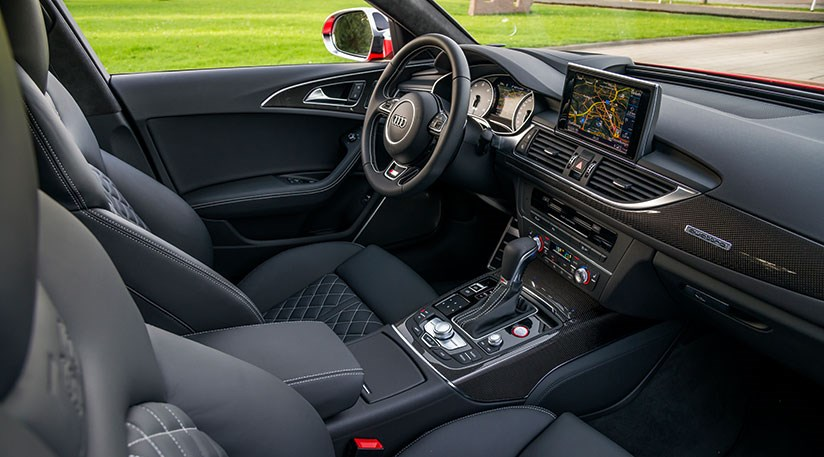 audi s6 saloon 2015 facelift review car magazine. Black Bedroom Furniture Sets. Home Design Ideas