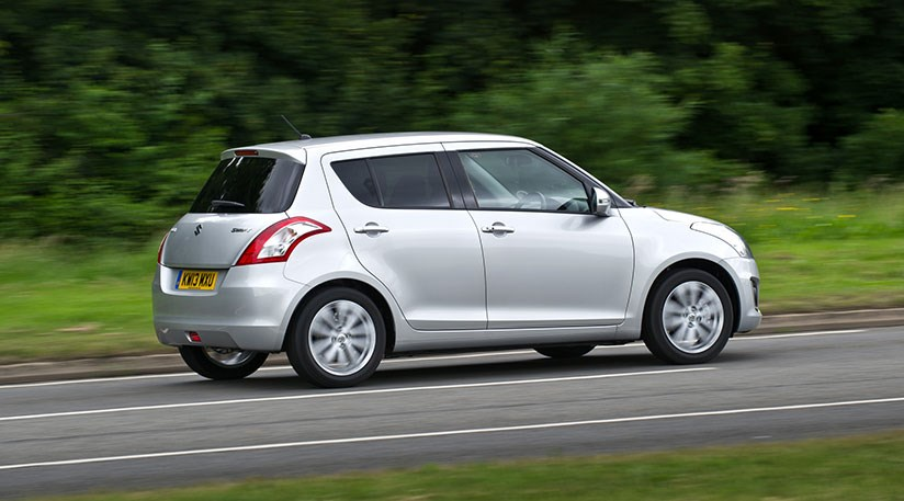 Suzuki Swift 12 Dualjet SZ4 review 2014 by CAR Magazine