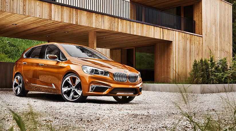 BMW 2-series Active Tourer gets plug-in hybrid in 2015 by ...
