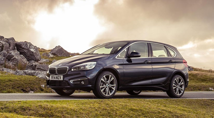 bmw 2 series active tourer gets plug in hybrid in 2015 by car magazine. Black Bedroom Furniture Sets. Home Design Ideas
