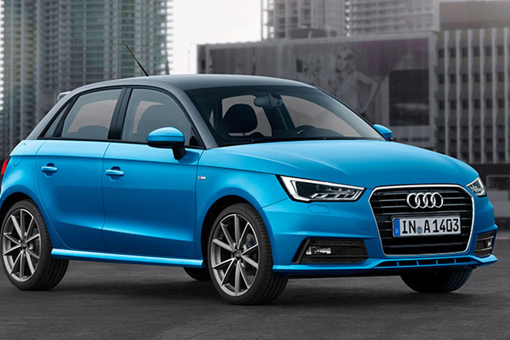 Audi Q1 Hd 2013 Collection 15 Wallpapers