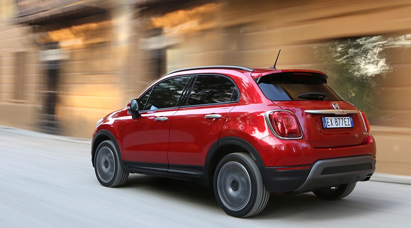 fiat 500x 1 6 multijet ii 120 lounge 2015 review car. Black Bedroom Furniture Sets. Home Design Ideas