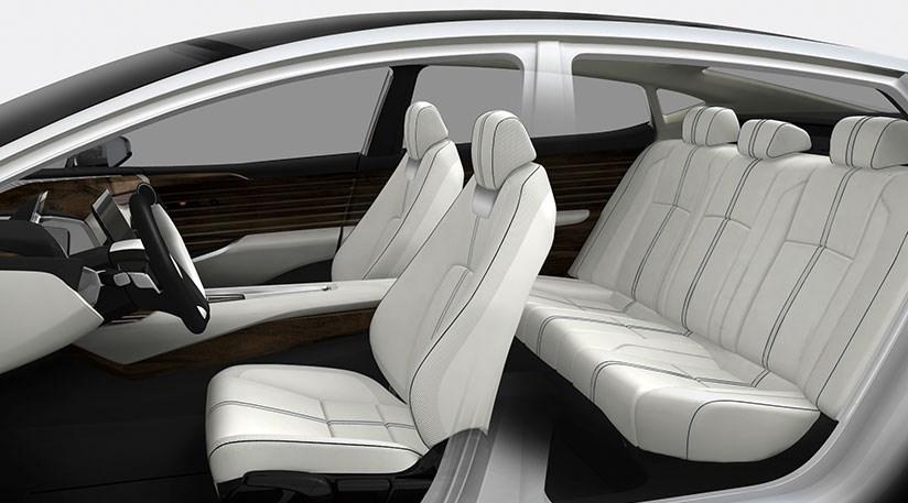 honda fcv concept at the 2014 la auto show by car magazine. Black Bedroom Furniture Sets. Home Design Ideas
