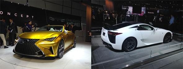 Lexus LFA LA