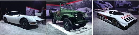 Classic Toyotas