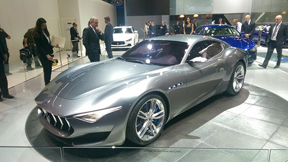 Maserati Alfieri. Still looking cool