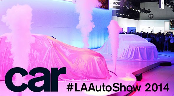 CAR magazine at the 2014 Los Angeles auto show: the live blog