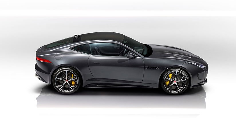 Jaguar F Type Spawns Manual Awd Versions At 2014 La Show