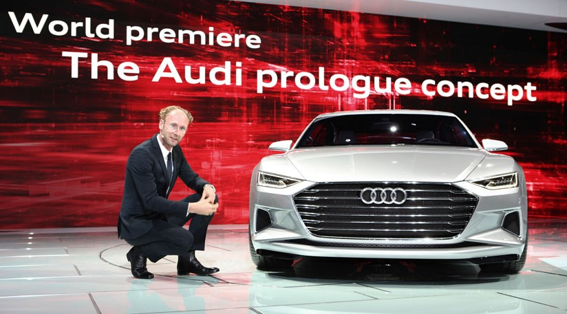 CAR Interviews Audi Design Chief Marc Lichte Audis Style Future - Audi car design