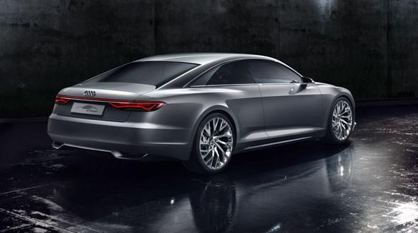 Audi Prologue concept LA show 2014
