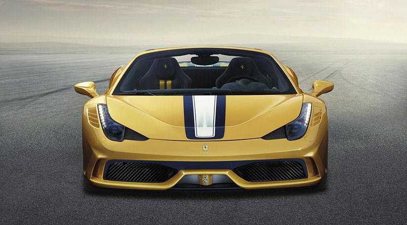 Ferrari 458 Speciale Aperta 2015 Review Car Magazine