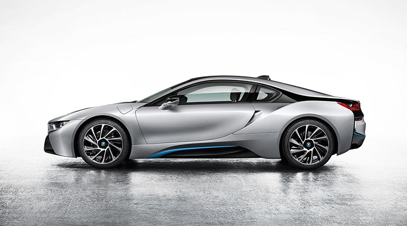 The BMW I8S A Revved Up More Powerful I8 Is Coming