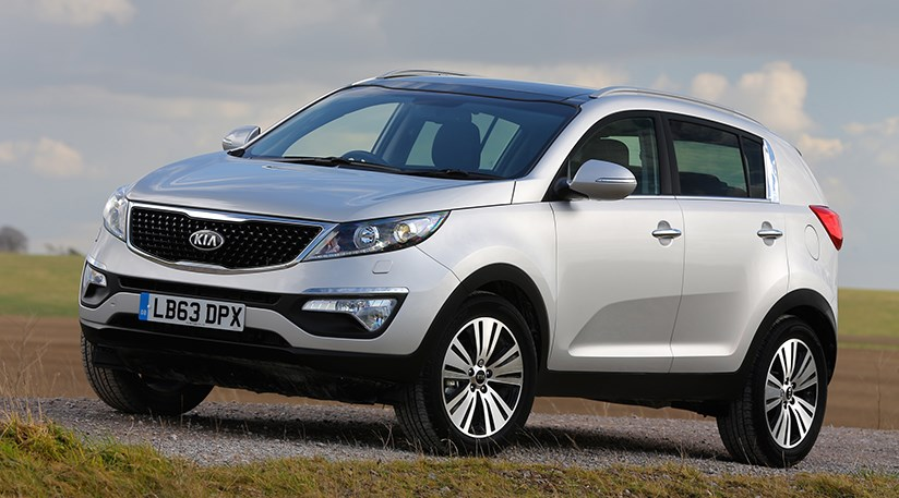 So this is what 2015 Kia Sportage will look like by CAR Magazine
