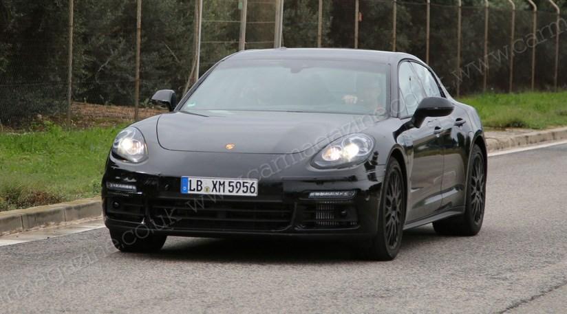 2016 - [Porsche] Panamera II - Page 3 Panamera