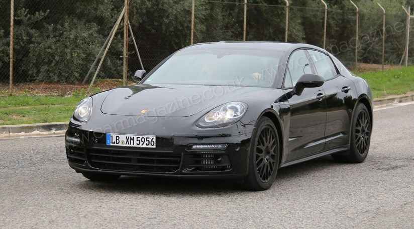 2016 - [Porsche] Panamera II - Page 3 Panamera2