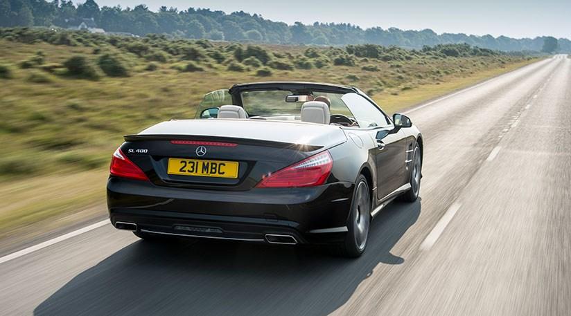 Mercedes Benz Lease Deals 0 Down >> Mercedes SL400 (2015) review | CAR Magazine