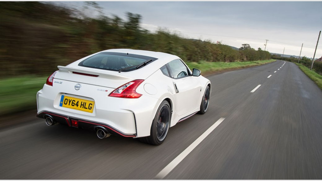 The Nissan 370z Nismo Offers An Unashamedly Ogue Driving Experience