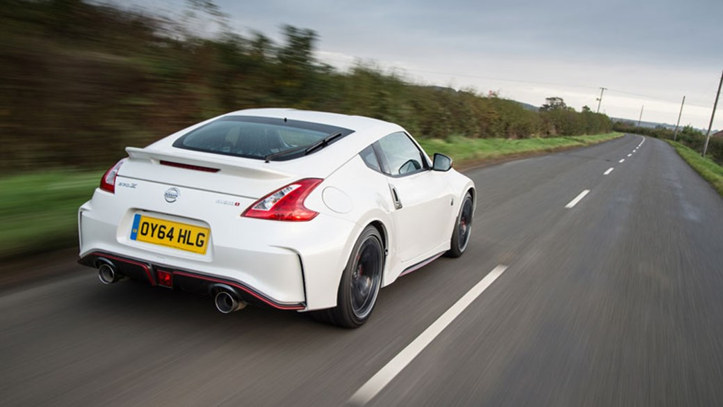 The Nissan 370Z Nismo Offers An Unashamedly Analogue Driving Experience