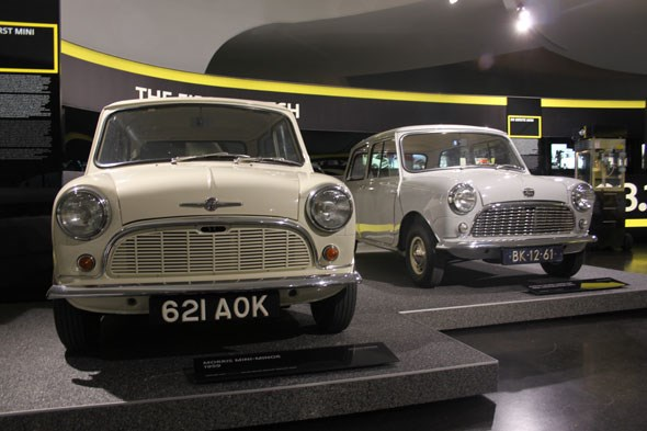 1959 Minis