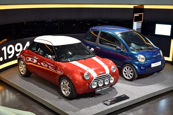 The Best And Weirdest Minis Ever By Design Chief Car Magazine