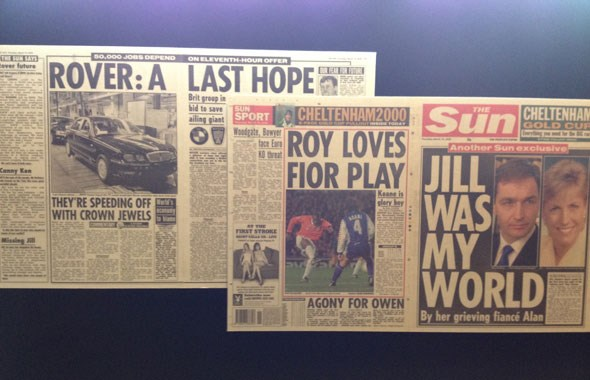 The Sun It's all over Rover