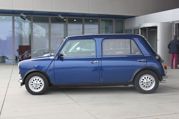 The Best and Weirdest Minis Ever By Design Chief CAR