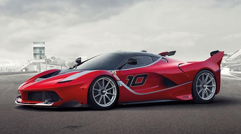 LaFerrari FXX K revealed (2015) , the ultimate track car