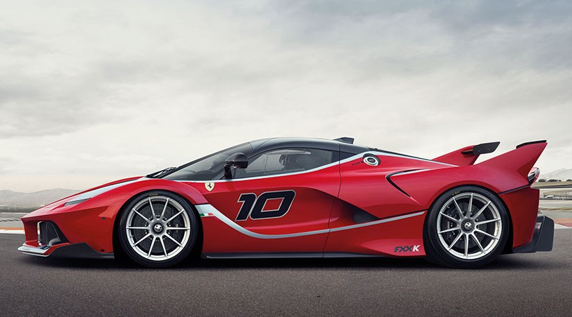 Laferrari Fxx K Revealed 2015 The Ultimate Track Car