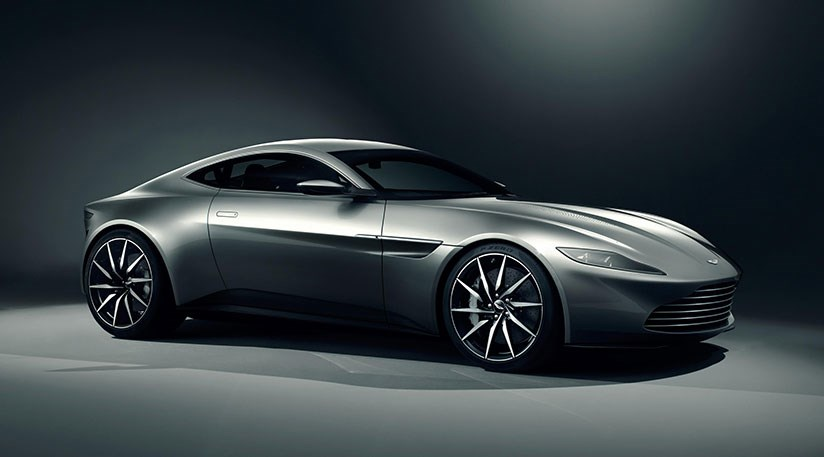 aston martin's first 007 car: db9 gt bond edition, we've been