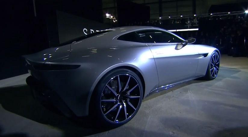 Aston Martin DB10 revealed as star of new Bond film by CAR Magazine