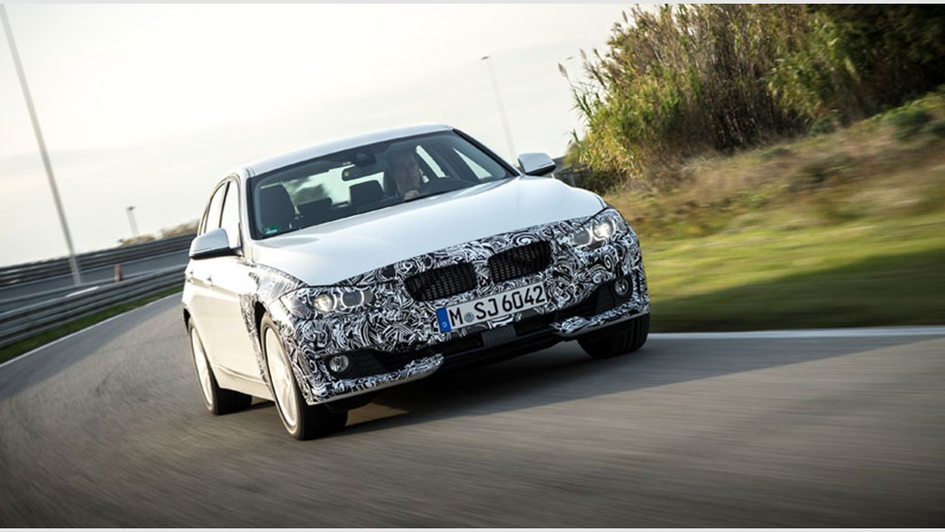 Bmw 3 Series Plug In Prototype 2016 Review
