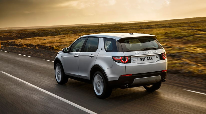 Land Rover Discovery Sport 2015 Review Car Magazine