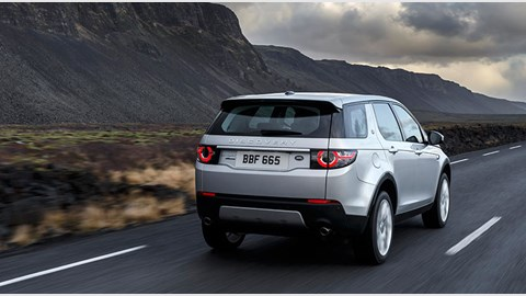 Land Rover Discovery Sport 2015 Review By Car Magazine