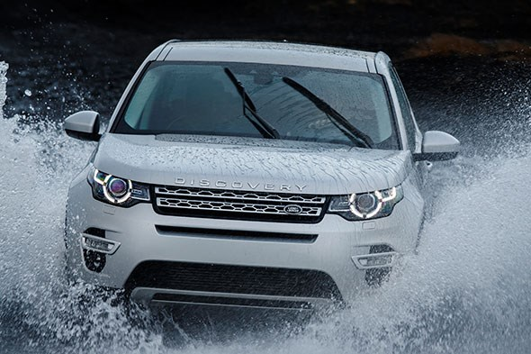Discovery Sport: a proper Land Rover