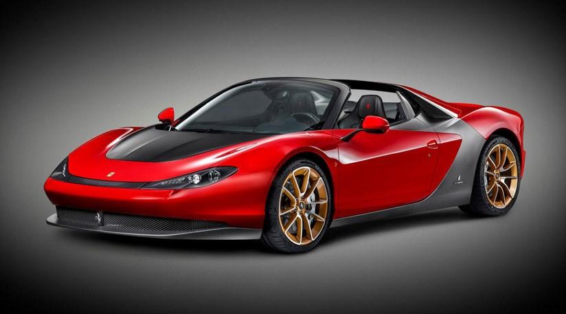 Image result for Ferrari Pininfarina Sergio.