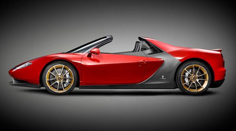 Pininfarina Ferrari Sergio 2014 Heres The Production Version
