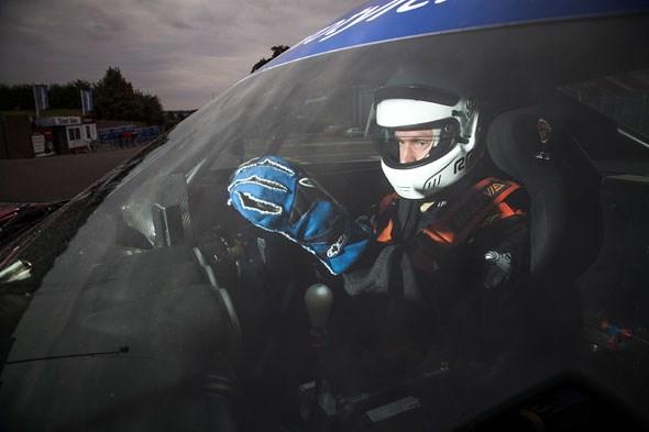 Ginetta G40 race