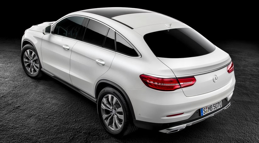 Mercedes Gle Coupe 2015 First Official Pictures Of Merc