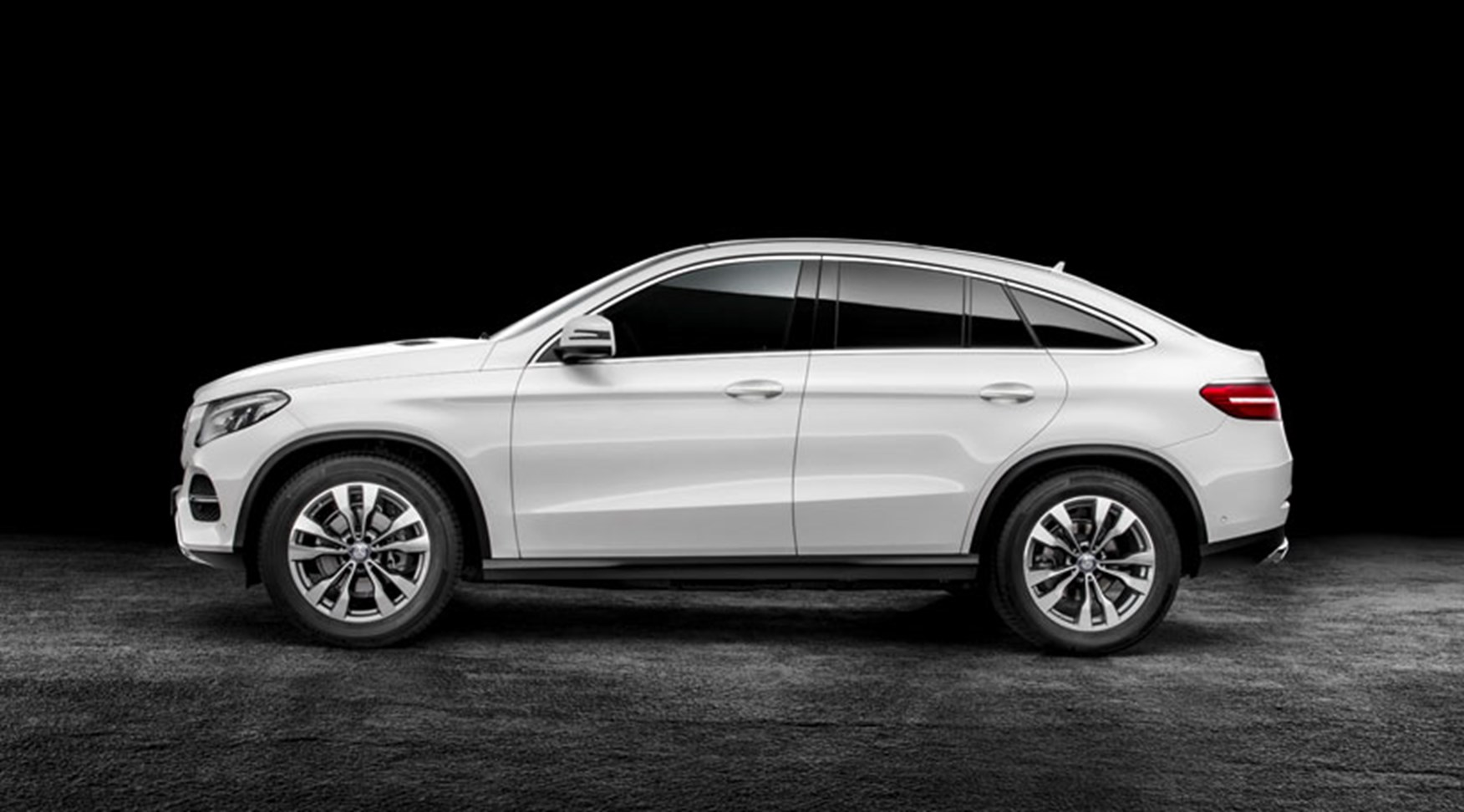 mercedes gle coupe (2015): first official pictures of merc's x6